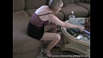 abused wife amateur Nervous