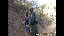 Mexican Border Sex With Cute Teen