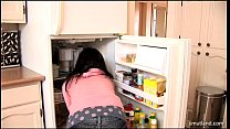 Insertions Invades the Kitchen for Domestic Bliss! - download porn videos