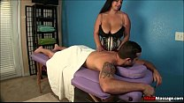 Big Boobed Mature Gives A Ruined Orgasm Massage