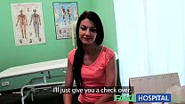 FakeHospital Doctor and nurse enjoy patients wet pussy - download porn videos