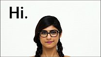 MIA KHALIFA - I Invite You To Check Out A Close...