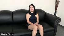 BANG Casting - Yhivi fucked rough & takes a loa...