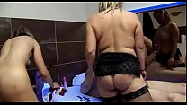 Mature hooker sucks one-eyed monster and gets it hard in lots of positions