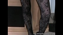 MILF Plays With Sons Cock