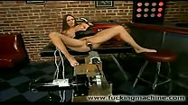 Venus- Hottie Gets Fucked By Machines In Pussy,...