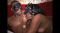 Trapeze club orgy masks turn hubbies and housew... thumb