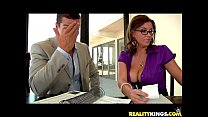 sara stone bares her tits and takes a nice pounding courtesy of ramon