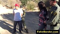 Two teen smugglers caught on border and banged ... Thumbnail