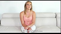 MyVeryFirstTime - First anal experience makes T... Thumbnail