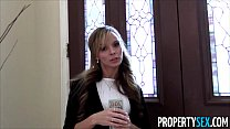 Property Sex - Sexy petite real estate agent tr... Thumbnail