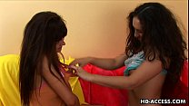 wild lesbians penelopa and naomi toying