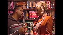 Real Hardcore Sex in Porn Shop - Pornokino Sex german