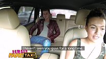 FemaleFakeTaxi Hot Cabbie wants to get fucked