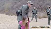 Police uniform threesome and police woman bdsm ...