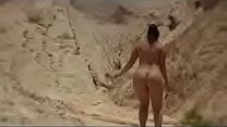 Pawg Squirts in canyon Thumbnail