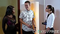 VOYEUR HOUSE PART 2 featuring (Osa Lovely, Justin Hunt)