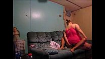 Nasty Wife Gets Fucked With Legs Behind Head & Riding Playing With Balls Thumbnail