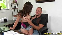 firsttimeauditions by busy getting in fuck to willing very is Izzy