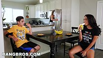 Download video bokep BANGBROS - Black Step Sister Maya Bijou Fucks B... 3gp terbaru