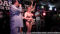 wild crazy party hosted by ron jeremy naked chi...
