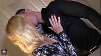 Mother gets rough sex with son - http://69cambabes.com