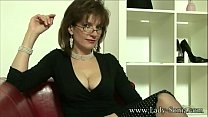 uk milf sonia wants cum but doesn t have time to fuck