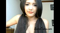 Tight Asian Chick Fucking Her Toys - sexiecams.com Thumbnail