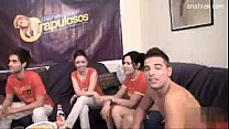 Great spanish football foursome.free vids http:...