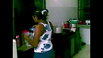 Tamil girl fucked in kitchen Thumbnail