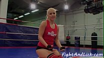 Amateur eurobabes wrestling and kissing Thumbnail