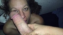 MILF  gets facefucked Thumbnail
