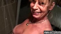 Cougar Silvia seduced her 19 years old neigbhor Thumbnail