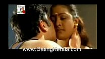 Shakeela Kissing Young Man In Night