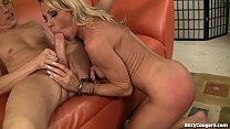 hard! and good fucked gets milf blonde hot Super