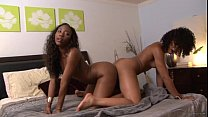 Misty Stone & Chanel Heart