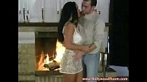 chimney of front in sex holiday Romantic