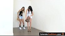 3 Hot Teens Attack At Hardcore Seductive XXX Ca...