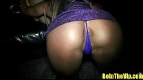 BeInTheVIP.com Awesome Coed Orgy in the Nightclub 01 01
