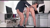 Download video bokep Andreina De Luxe is Anal Fucking During Offioce... 3gp terbaru