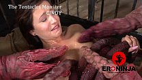 The Tentacles Monster Cindy Loarn Thumbnail