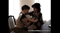 boy young a with councelling sexual Mature