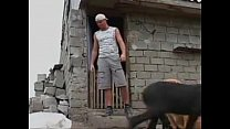Turkish Amateur Fucked In The Village Outdoor ( More at - girls-cams.top ) Thumbnail