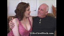 Mommy's Muff Drilled By Black
