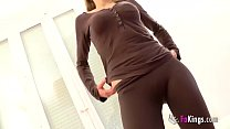 Shy teen student Vero wants to meet FAKings and...