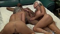 Download video bokep Cam Show Fun with Two Milfs and a BBC 3gp terbaru