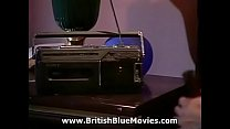 Sarah Jane Hamilton - British Retro Interracial