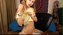 Cute Dread-Locked Teen Drives Me Crazy