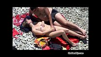 thesandfly relax and go nude