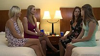 Tanya Tate and a newbie lesbian Alice March - Girlfriends Films - download porn videos